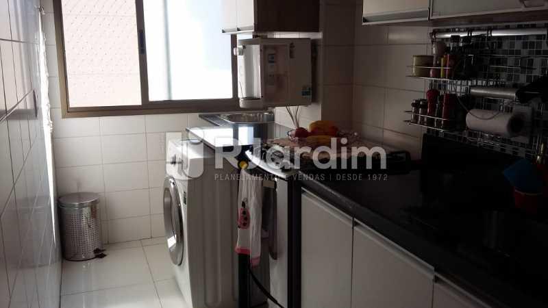 cozinha - Apartamento Botafogo 3 Quartos Garagem - LAAP32228 - 10