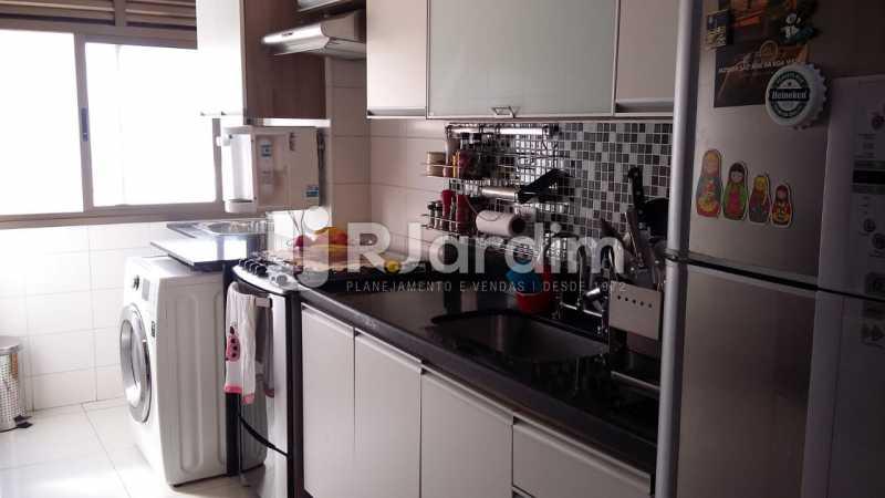 cozinha - Apartamento Botafogo 3 Quartos Garagem - LAAP32228 - 9