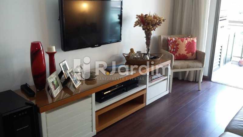 sala - Apartamento Botafogo 3 Quartos Garagem - LAAP32228 - 5