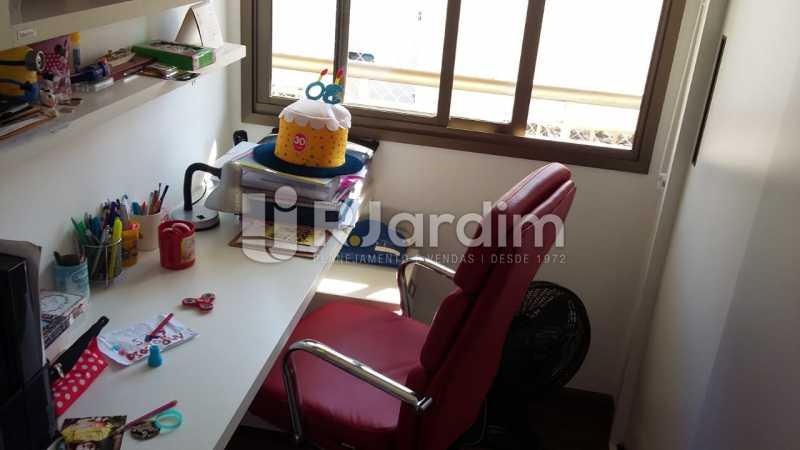 escritorio - Apartamento Botafogo 3 Quartos Garagem - LAAP32228 - 15