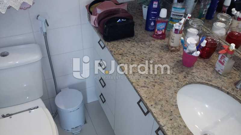 banheiro social - Apartamento Botafogo 3 Quartos Garagem - LAAP32228 - 14