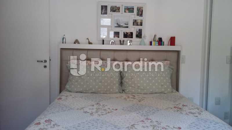 quarto casal - Apartamento Botafogo 3 Quartos Garagem - LAAP32228 - 16