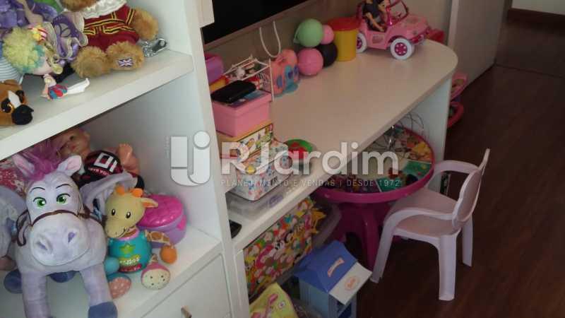 quarto  - Apartamento Botafogo 3 Quartos Garagem - LAAP32228 - 20