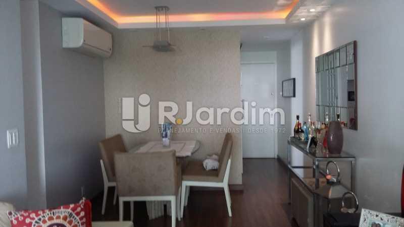 sala - Apartamento Botafogo 3 Quartos Garagem - LAAP32228 - 23