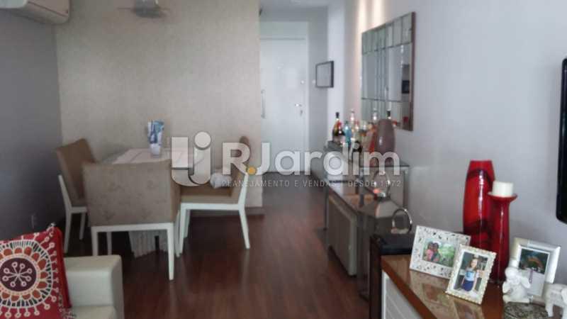 sala - Apartamento Botafogo 3 Quartos Garagem - LAAP32228 - 8