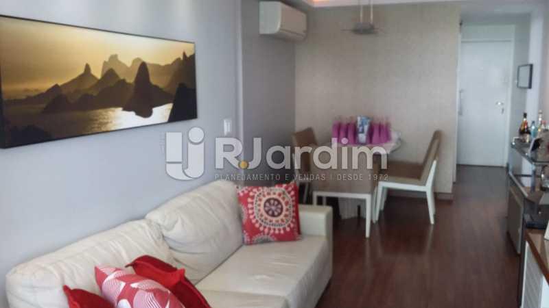 sala - Apartamento Botafogo 3 Quartos Garagem - LAAP32228 - 24
