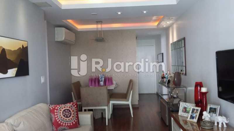 sala - Apartamento Botafogo 3 Quartos Garagem - LAAP32228 - 7