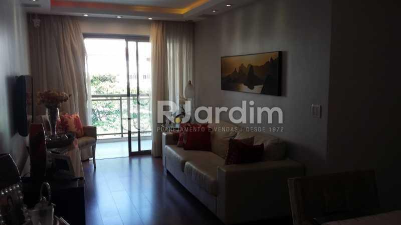 sala  - Apartamento Botafogo 3 Quartos Garagem - LAAP32228 - 26