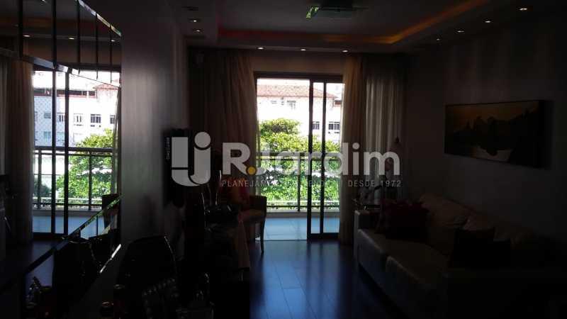 sala - Apartamento Botafogo 3 Quartos Garagem - LAAP32228 - 25