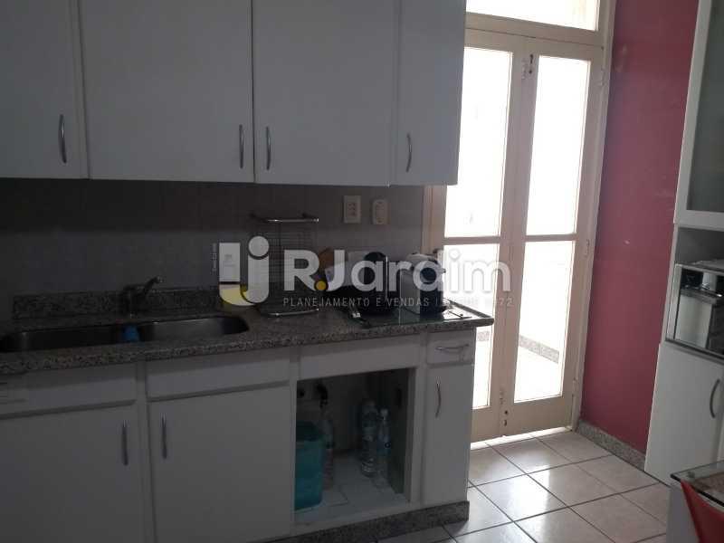 cozinha / área de serviço - Apartamento À Venda - Ipanema - Rio de Janeiro - RJ - LAAP32233 - 22