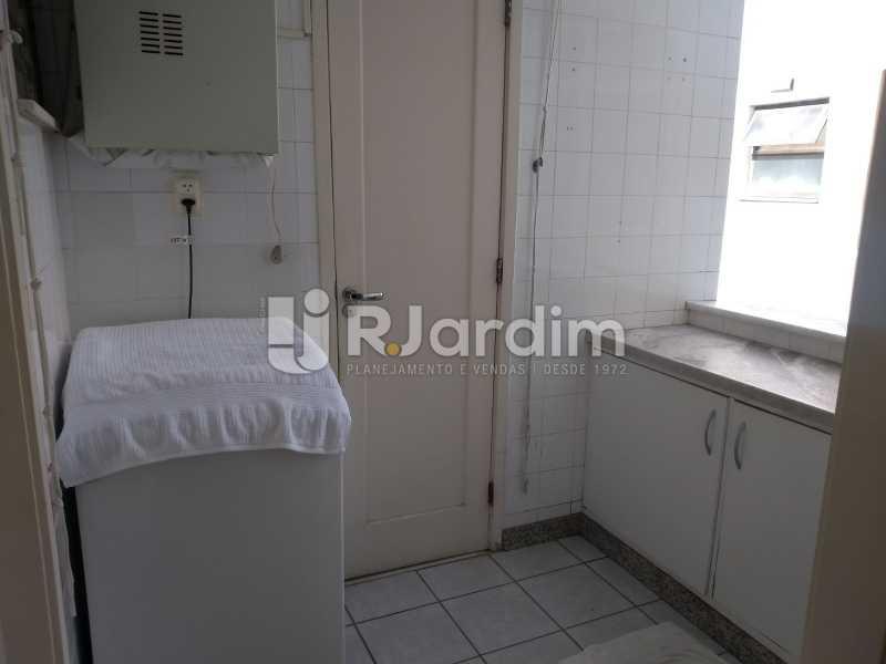 área de serviço / dependência  - Apartamento À Venda - Ipanema - Rio de Janeiro - RJ - LAAP32233 - 27