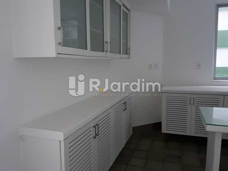 cozinha - Apartamento Para Alugar - Ipanema - Rio de Janeiro - RJ - LAAP32235 - 28