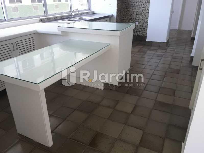 Cozinha/copa - Apartamento Para Alugar - Ipanema - Rio de Janeiro - RJ - LAAP32235 - 23