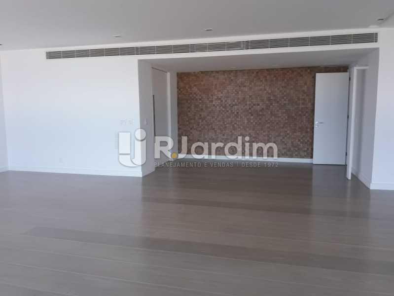 Salão vista mar - Apartamento Para Alugar - Ipanema - Rio de Janeiro - RJ - LAAP32235 - 7