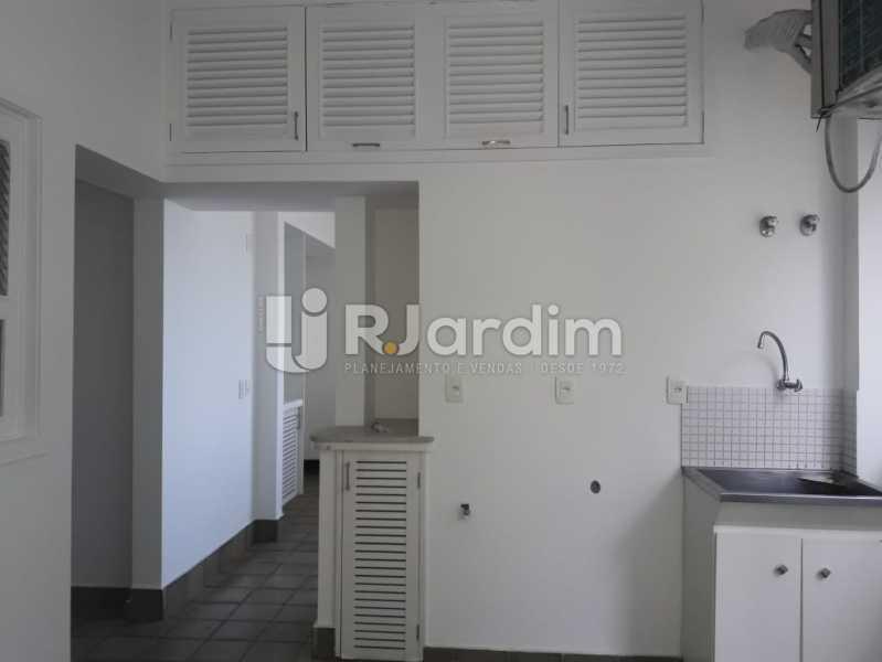 àrea de serviço - Apartamento Para Alugar - Ipanema - Rio de Janeiro - RJ - LAAP32235 - 27