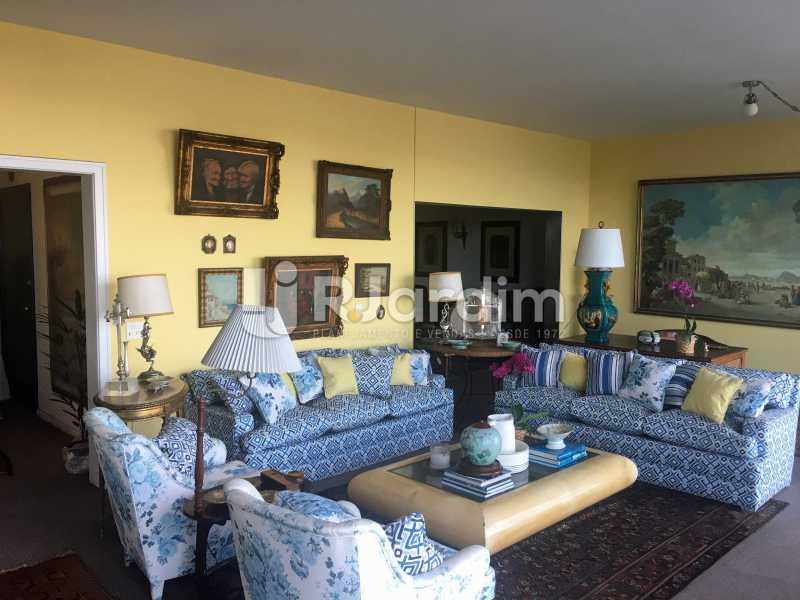 Sala Estar - Apartamento À Venda - Copacabana - Rio de Janeiro - RJ - LAAP32236 - 6