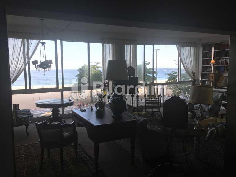 Sala Estar - Apartamento À Venda - Copacabana - Rio de Janeiro - RJ - LAAP32236 - 7