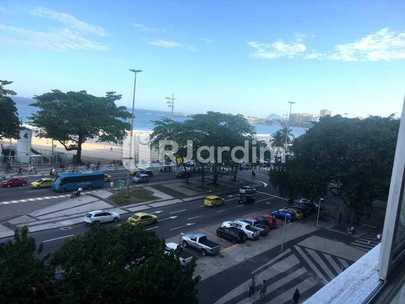 Vista Sala - Apartamento À Venda - Copacabana - Rio de Janeiro - RJ - LAAP32236 - 1