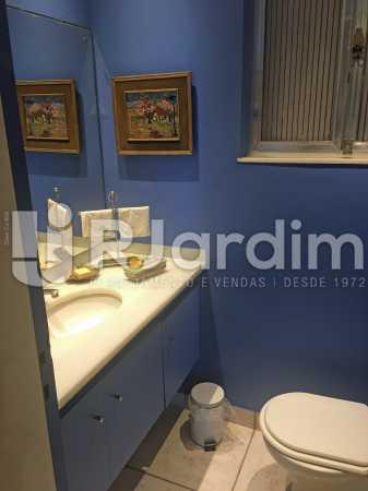 Lavabo - Apartamento À Venda - Copacabana - Rio de Janeiro - RJ - LAAP32236 - 13