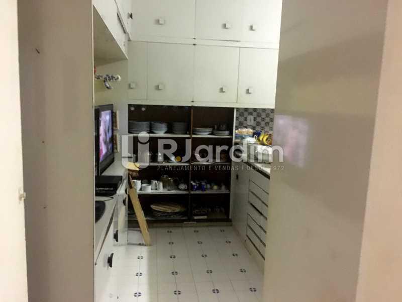 Cozinha - Apartamento À Venda - Copacabana - Rio de Janeiro - RJ - LAAP32236 - 15