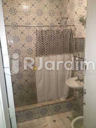 Banheiro serviço - Apartamento À Venda - Copacabana - Rio de Janeiro - RJ - LAAP32236 - 30