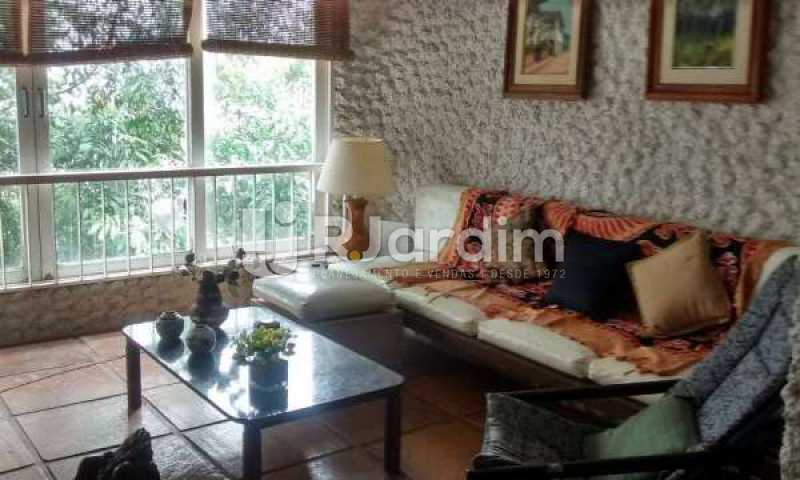 E SALA DE ESTAR - Casa Para Alugar - Jardim Botânico - Rio de Janeiro - RJ - LACA40051 - 7