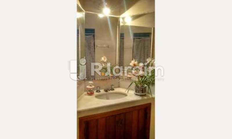 P LAVABO - Casa Para Alugar - Jardim Botânico - Rio de Janeiro - RJ - LACA40051 - 18