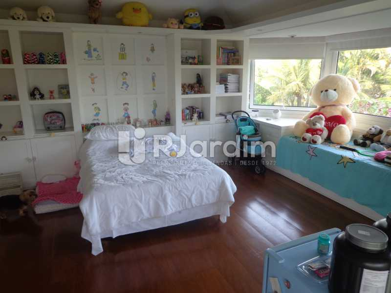 Suíte master - Casa em Condominio À Venda - Barra da Tijuca - Rio de Janeiro - RJ - LACN50012 - 17