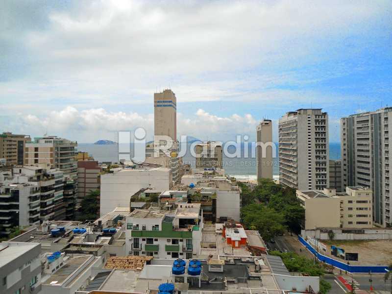 vista apto - Apartamento À Venda - Leblon - Rio de Janeiro - RJ - LAAP10399 - 3