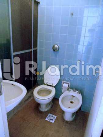 banheiro - Apartamento À Venda - Leblon - Rio de Janeiro - RJ - LAAP10399 - 12