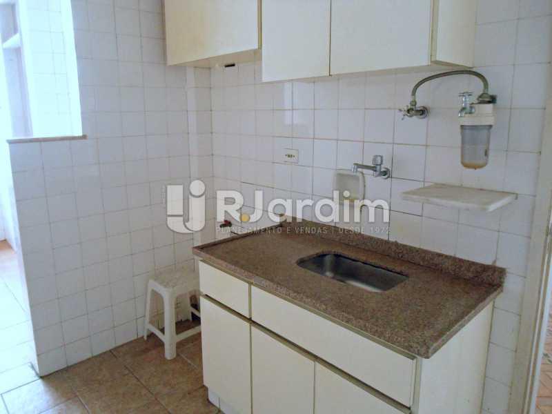 cozinha - Apartamento À Venda - Leblon - Rio de Janeiro - RJ - LAAP10399 - 13