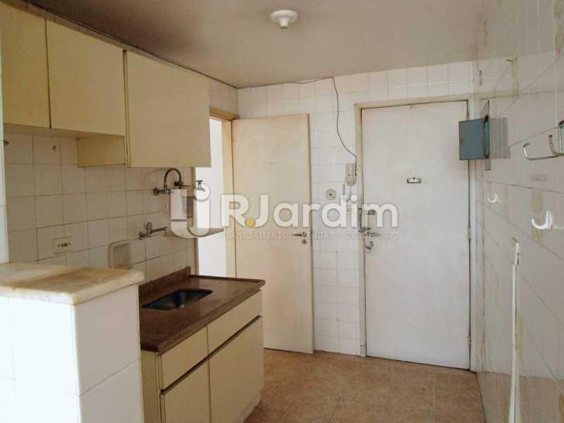 cozinha - Apartamento À Venda - Leblon - Rio de Janeiro - RJ - LAAP10399 - 14