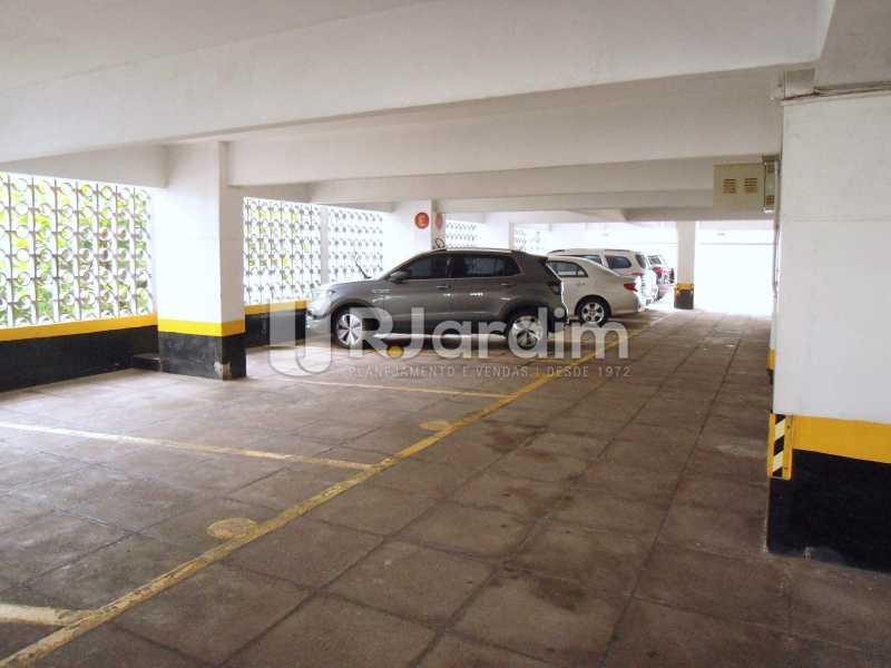 garagem - Apartamento À Venda - Leblon - Rio de Janeiro - RJ - LAAP10399 - 24