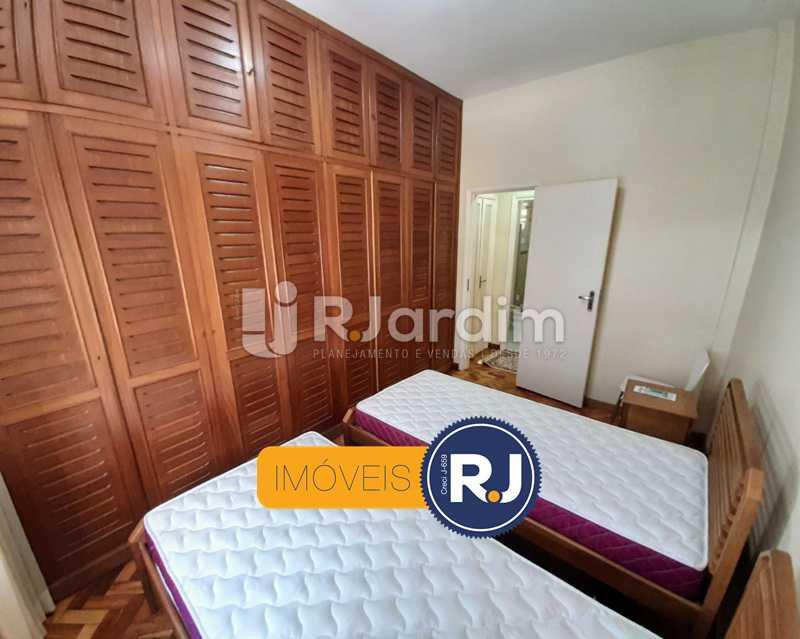 QUARTO - Apartamento À Venda - Ipanema - Rio de Janeiro - RJ - LAAP10400 - 9