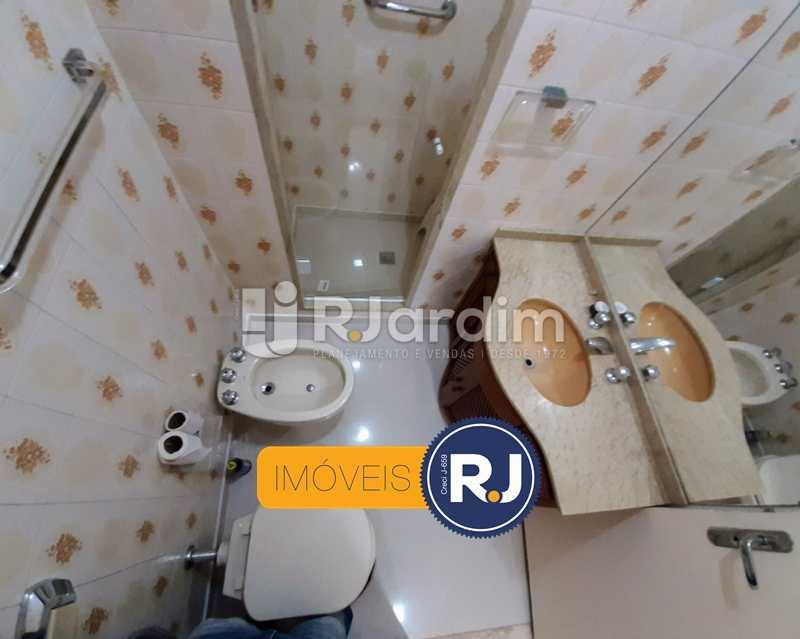 BANHEIRO SOCIAL - Apartamento À Venda - Ipanema - Rio de Janeiro - RJ - LAAP10400 - 12