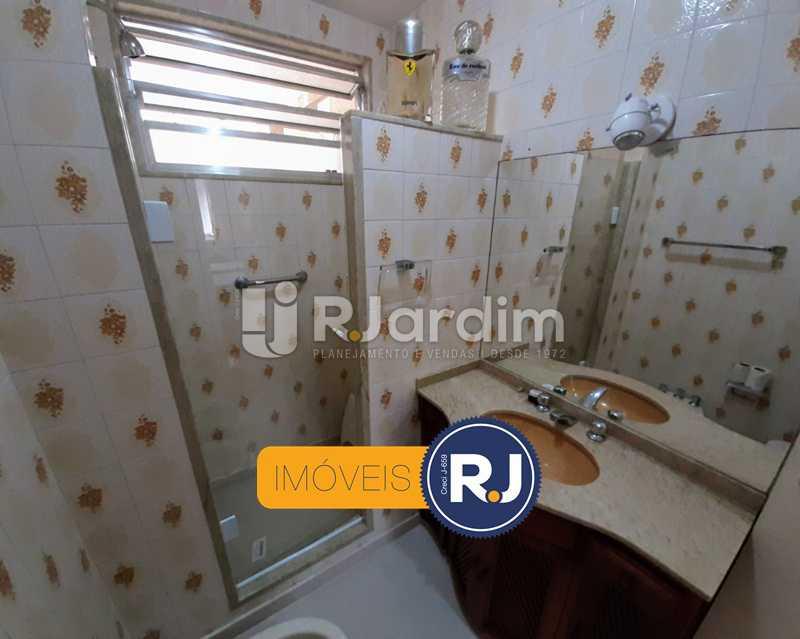 BANHEIRO SOCIAL - Apartamento À Venda - Ipanema - Rio de Janeiro - RJ - LAAP10400 - 15