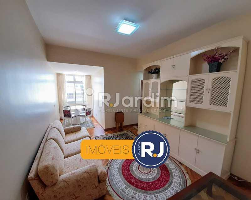 SALA - Apartamento À Venda - Ipanema - Rio de Janeiro - RJ - LAAP10400 - 7
