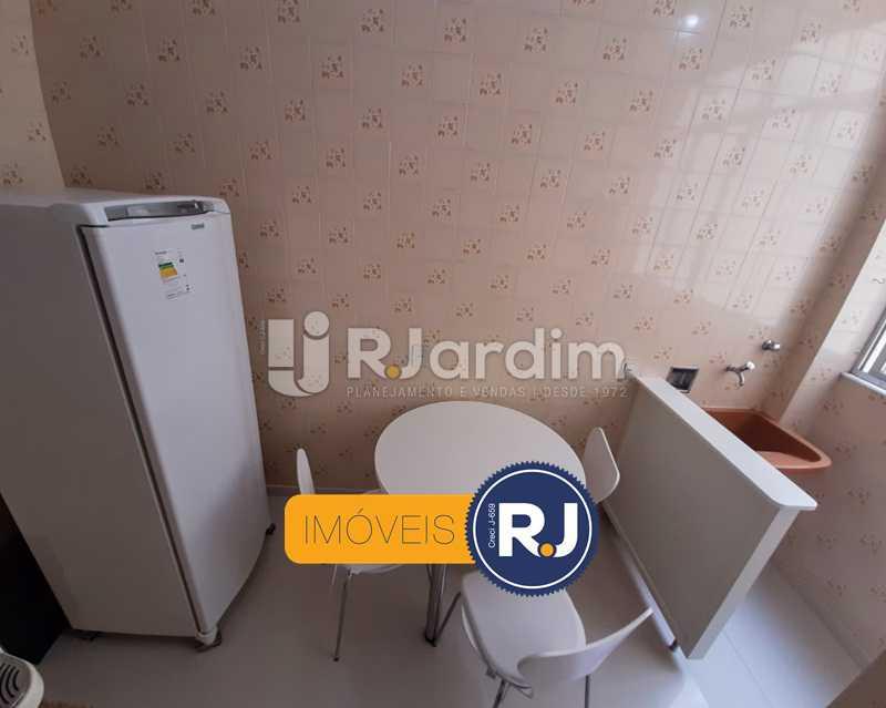 COZINHA - Apartamento À Venda - Ipanema - Rio de Janeiro - RJ - LAAP10400 - 17