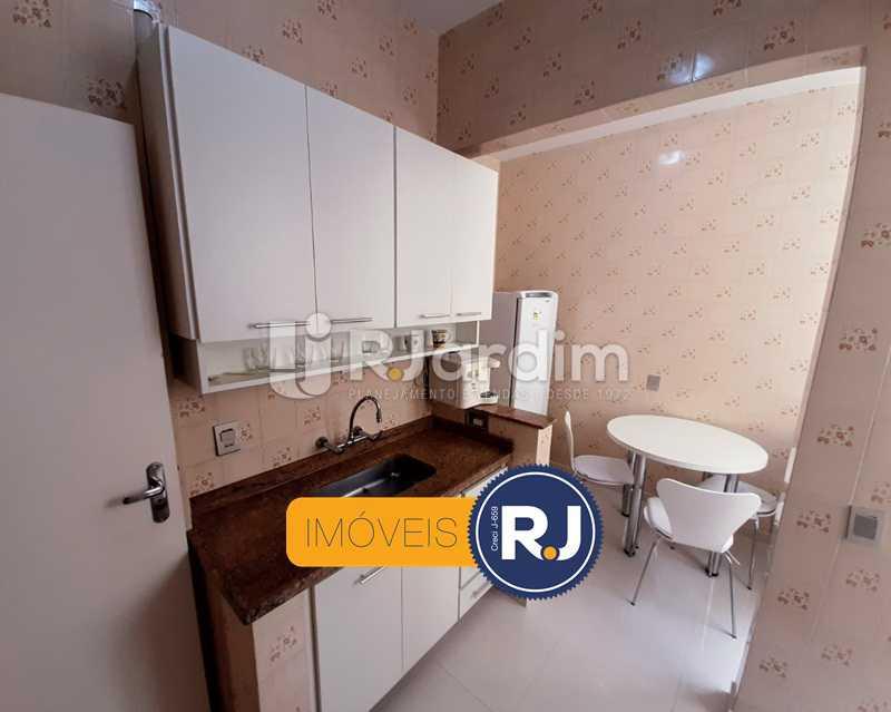 COZINHA - Apartamento À Venda - Ipanema - Rio de Janeiro - RJ - LAAP10400 - 19