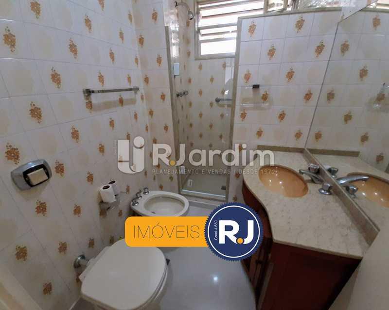 BANHEIRO SOCIAL - Apartamento À Venda - Ipanema - Rio de Janeiro - RJ - LAAP10400 - 21