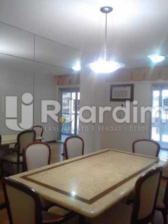 sala - Apartamento Leblon, Zona Sul,Rio de Janeiro, RJ À Venda, 3 Quartos, 106m² - LAAP32256 - 6