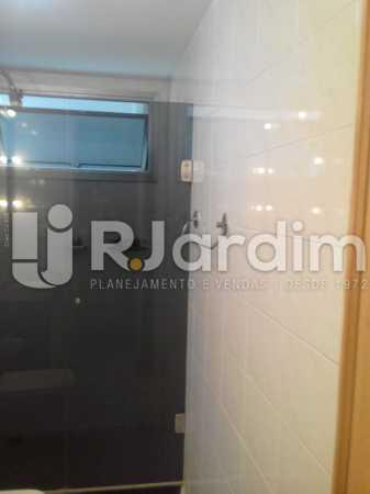 Banheiro - Apartamento Leblon, Zona Sul,Rio de Janeiro, RJ À Venda, 3 Quartos, 106m² - LAAP32256 - 11