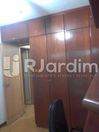 Quarto - Apartamento Leblon, Zona Sul,Rio de Janeiro, RJ À Venda, 3 Quartos, 106m² - LAAP32256 - 18