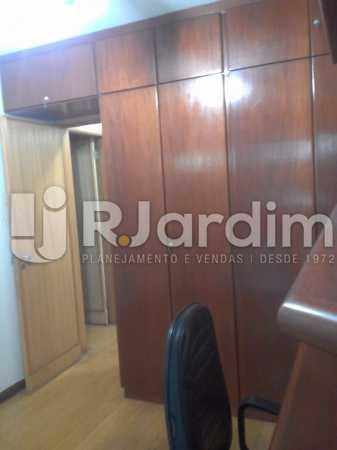 Quarto planejado - Apartamento Leblon, Zona Sul,Rio de Janeiro, RJ À Venda, 3 Quartos, 106m² - LAAP32256 - 21