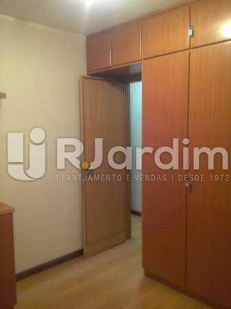 Quarto - Apartamento Leblon, Zona Sul,Rio de Janeiro, RJ À Venda, 3 Quartos, 106m² - LAAP32256 - 27