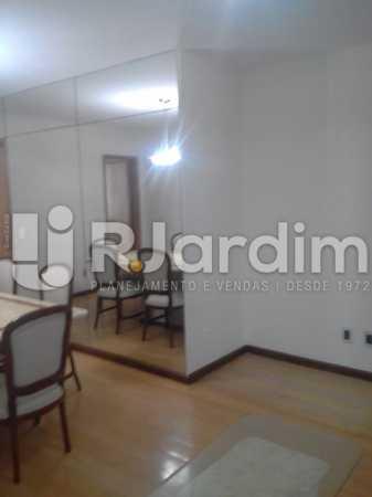sala - Apartamento Leblon, Zona Sul,Rio de Janeiro, RJ À Venda, 3 Quartos, 106m² - LAAP32256 - 24