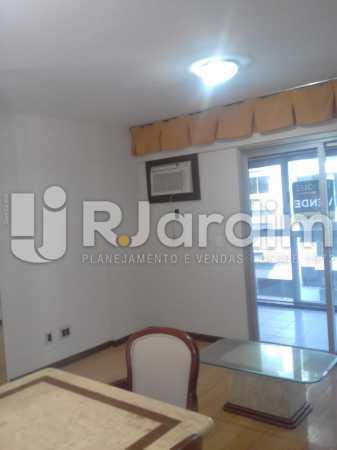 Sala - Apartamento Leblon, Zona Sul,Rio de Janeiro, RJ À Venda, 3 Quartos, 106m² - LAAP32256 - 3