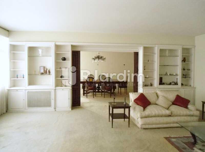 sala - Compra Venda Avaliação Imóveis Apartamento Copacabana 4 Quartos - LAAP40824 - 1