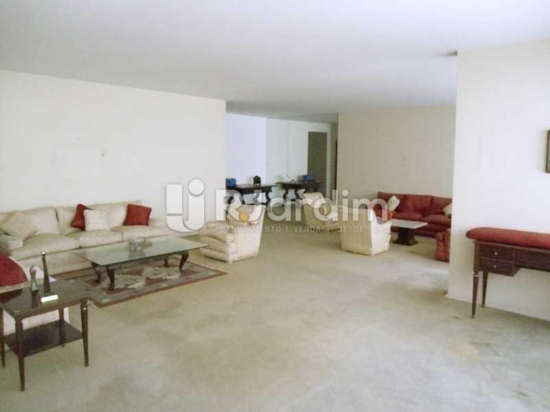 sala - Compra Venda Avaliação Imóveis Apartamento Copacabana 4 Quartos - LAAP40824 - 4