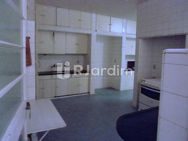 cozinha - Compra Venda Avaliação Imóveis Apartamento Copacabana 4 Quartos - LAAP40824 - 26